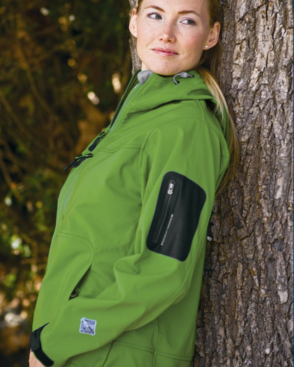 Stormtech HS-1W Ladies' Epsilon H2XTREME Hooded Softshell Jacket