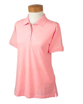 Devon & Jones D130WGR Ladies' Organic Piqu  Polo